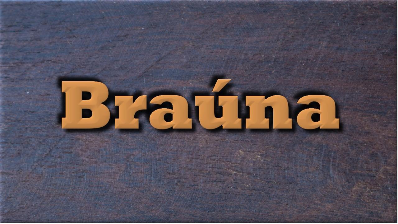 Braúna