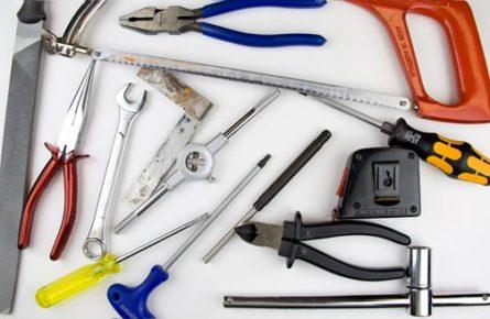 Kit básico de ferramentas para se ter em casa