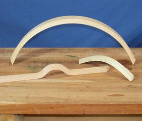A arte de curvar madeiras