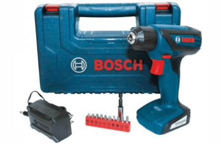 Parafusadeira  Bosch GSR 1000 Smart de 12 v – Review