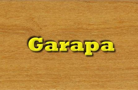 Garapa ou Garapeira