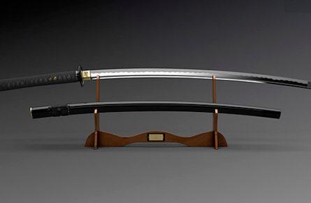 Fabricação de uma Katana – espada tradicional japonesa