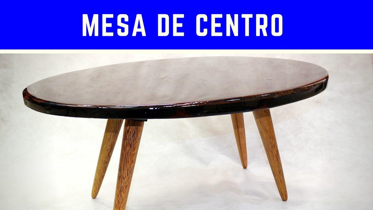 Mesa de Centro com madeira de demolição