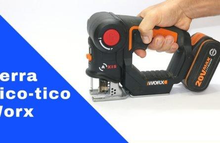 Serra tico-tico e serra sabre Worx, duas ferramentas em uma – Review