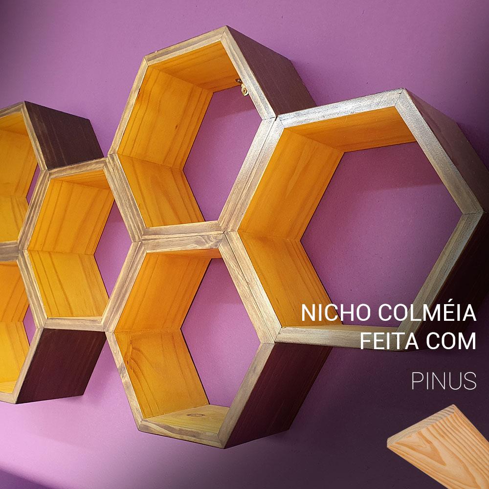 nicho-colméia